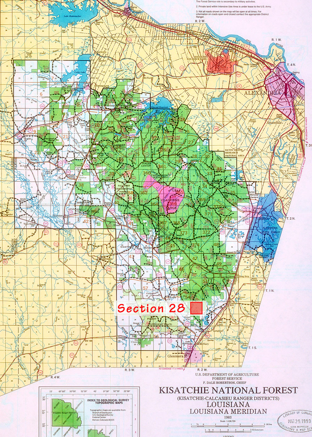 kasatchie_forest_Map_5x7